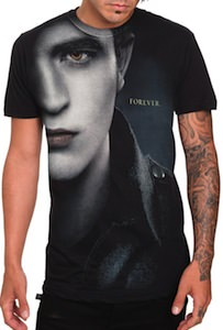 Twilight Breaking Dawn Edward Forever T-Shirt