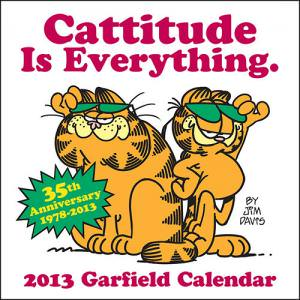 Garfield 2013 Wall Calendar
