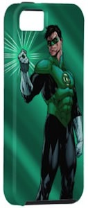 Hal Jordan Green Lantern iPhone 5 Case