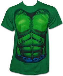 Hulk Body T-Shirt