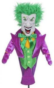 Joker Golf Club Head Cover