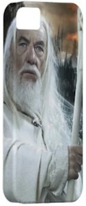 Lord of the Ring Gandalf iPhone 5 Case