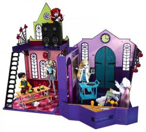 Monster High High School Doll House