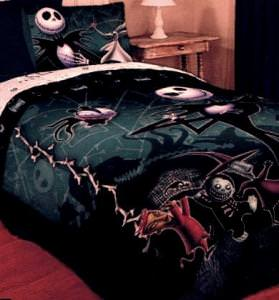 The Nightmare Before Christmas Comforter