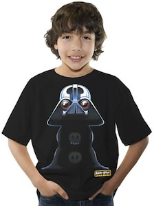 Star Wars Tall Vader Pigs T-Shirt