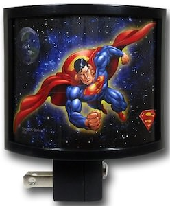 Superman Nite Light