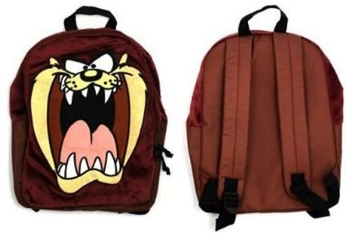 Looney Tunes Tasmanian Devil Backpack