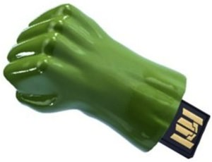 Marvel The Hulk Fist USB Flash Drive 