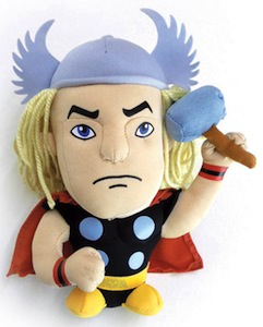 Thor Superhero Plush doll