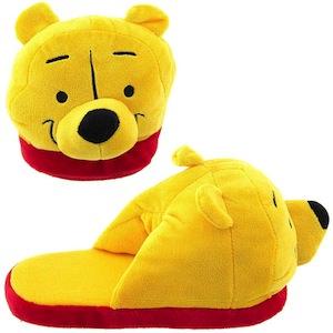 6e0ba54c058 Disney Winnie The Pooh Adult Slippers