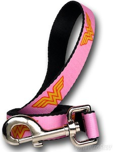 Wonder Woman Dog Leash