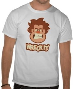 Disney Wreck-It Ralph T-Shirt