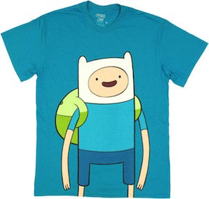Adventure Time Finn T-Shirt
