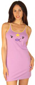 Adventure Time 'Lumpy Space Princess' Tank Dress
