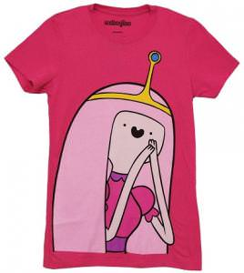 Adventure Time Princess Bubblegum T-Shirt