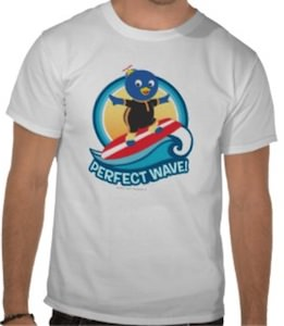 Backyardigans Pable Perfect Wave T-Shirt