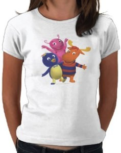 The Backyardigans Trio T-Shirt