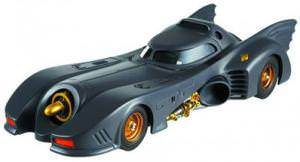 Batman Hot Wheels Cult Classics 1989 Batmobile Die-Cast