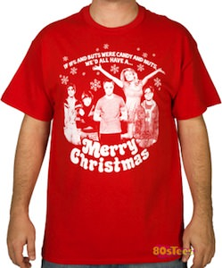 The Big Bang Theory Merry Christmas T-Shirt
