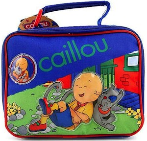 Caillou Insulated Lunch Bag