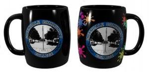 Community Paintball Heat Sensitive Mug