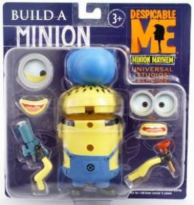 Despicable Me Build a Minion Set
