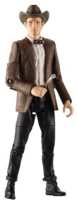 11th Doctor Who With Cowboy Hat Action Figure