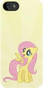 Fluttershy iPhone iPod Case