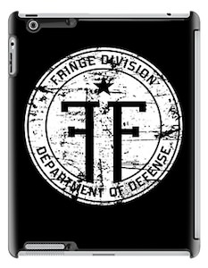 Fringe Logo iPad Case