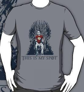 Game of Thrones Big Bang My Spot T-shirt