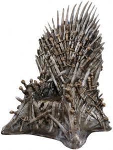 Game of Thrones LIFESIZED Throne