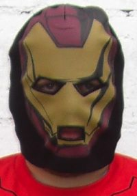 Marvel Iron Man Ski Mask Hat
