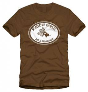 Schrute farms Bed And Breakfast T-Shirt