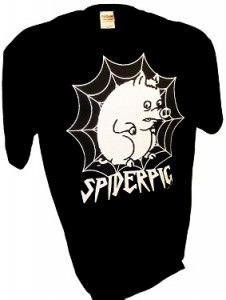 Simpsons Spider Pig T-Shirt