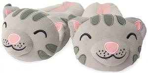 Cute kitty slippers