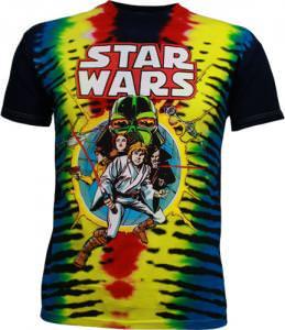 Star Wars Tie-Dye T-Shirt