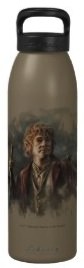 The Hobbit Bilbo Baggins Water Bottle