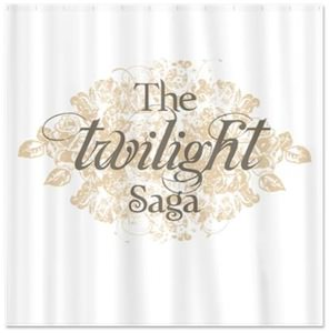 The Twilight Saga Shower Curtain