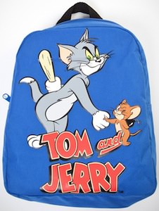 Tom And Jerry Shake Hands Backpack