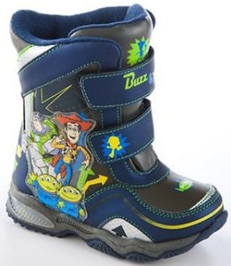 Toy Story Snow Boots