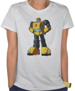 Transformers Bumblebee T-Shirt