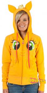 My Little Pony Applejack Hoodie