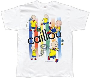 Caillou Play Time T-Shirt
