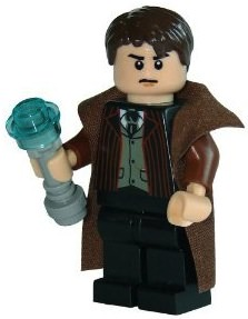 Doctor Who LEGO Minifigure
