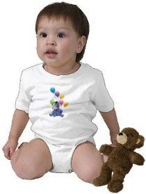 Eeyore Baby Bodysuit