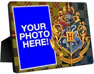 Harry Potter Hogwarts Crest Photo Frame