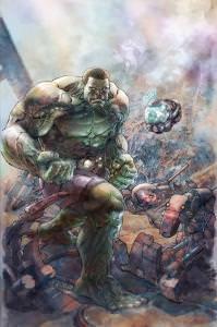 Marvel Indestructible Hulk Poster