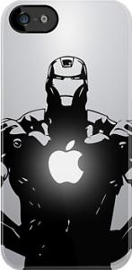 Iron Man Iron Mac iPhone And iPod Touch Case
