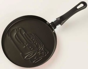 Cars Lightning McQueen Pancake Pan