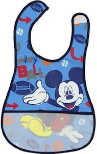 Mickey Mouse Play Ball Bib